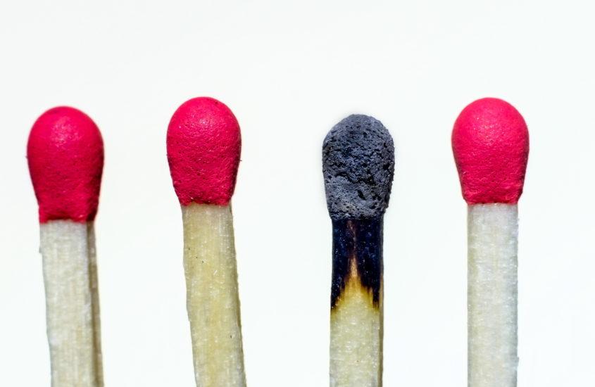 Burn out: la honte en double peine